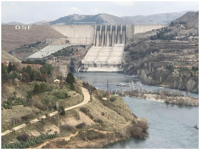 Keban Barajı'ndan 47 yılda ekonomiye 151 milyar lira katkı