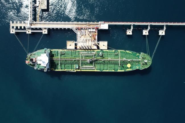 Türkiye, FSRU gemisi Ertuğrul Gazi'ye ilk LNG naklini geçtiğimiz aylarda gerçekleştirmişti.