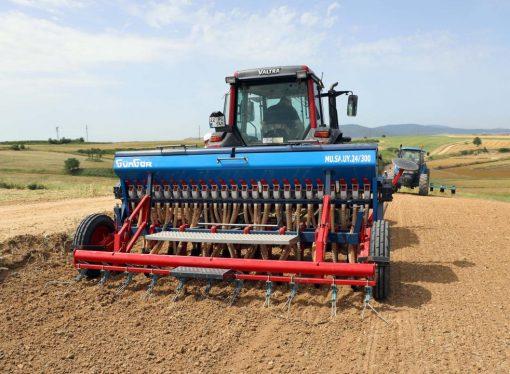 """""""Suya göre tarım"""" uygulaması hem tasarrufu hem de verimi artırdı"""