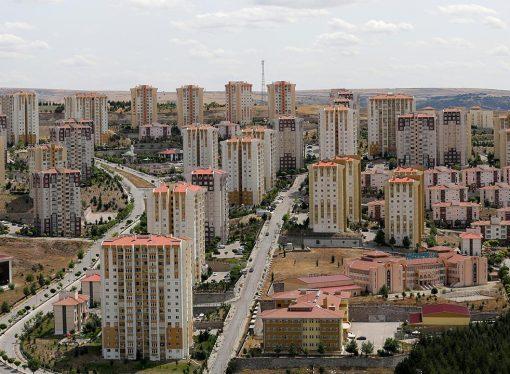 Türkiye'de 9 ayda 2 milyon 118 bin 963 gayrimenkul satıldı
